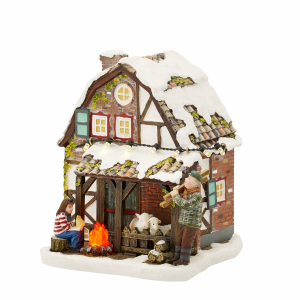 Farm ville - battery operated - l13,5xw12xh14cm
