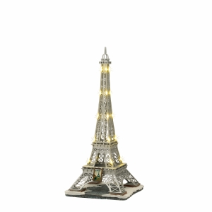 Eiffel Tower - battery operated - l15,5xb14xh32cm
