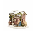 Farm ville - battery operated - l11,5xw9,5xh9,5cm