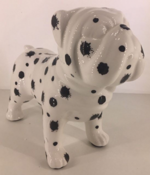 Studio Design - Max - English Bulldog - Spetters - 22x9x18cm - 100% handmade - Every piece is unique - For Design Lovers