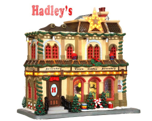 Hadley's Department Store, adaptor