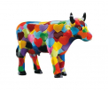 CowParade - Heartstanding Cow - Small Cow