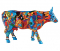 CowParade - Music-cow Extravaganza - Large Resin