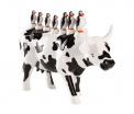 CowParade - Transporte Coletivo (medium resin)