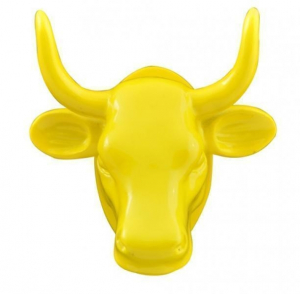 CowParade - Magnet Yellow