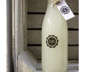 "Bath Foam ""Clean Cotton"" - Glass Bottle 750ml"