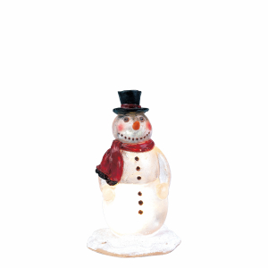 Lighted Snowmen B/O