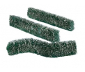 Village flexible sisal hedge set 3 stuks