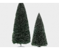 D56 Bag o frosted topiaries set/2