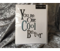 The Birght Side - You are One Cool Brother - 17x14cm - Inclusief enveloppe