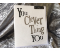 The Birght Side - You Clever Thing You - 17x14cm - Inclusief enveloppe