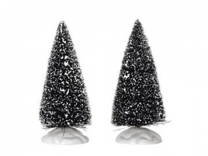 Bristle tree, set of 2, small