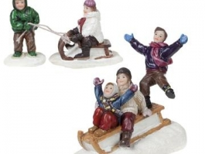 The sledge parade